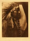 Nez Perce brave