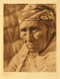 Old Klamath woman
