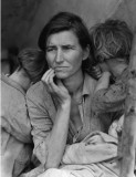 Migrant Mother - Dorothea Lange, 1936