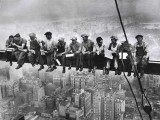Charles C. Ebbets /1905–1978/: Lunch atop a Skyscraper, 1932