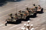 Jeff Widener /b.1956/:Tank Man, 1989