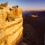 On The Edge (Grand Canyon, AZ)