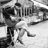 Street Musician, St-Malo, France