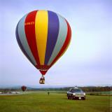 Hot Air Balloon Towing