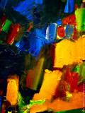 Oil Painting, fragment