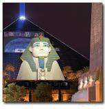 Luxor Hotel and Casino, Las Vegas, NV