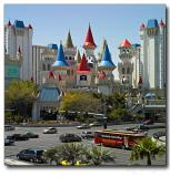 Excalibur hotel, Las Vegas, NV