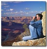 Enjoying Grand Canyon