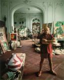 Pablo Picasso, Cannes, 1956