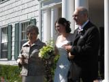 Rebecca & Aaron's wedding