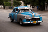 typical automobile in Havana