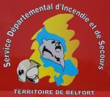 Logo du S.D.I.S. 90