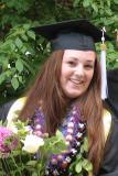 Chenoa's graduation from the UofO