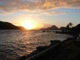 West End Sunset - Tortola BVI