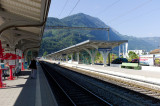 Interlaken west station