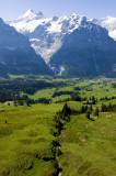Grindelwald & Eiger