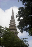 Uodong Temple at Historical Capital of Cambodia