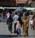 Djema El-Frna Square