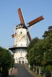 Willemstad , d'Orangemolen.