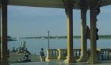 Phnom Penh, View on Tonle Sab River