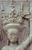 Angkor Wat, Apsaras, dancers and goddesses