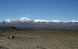 View on mount Xixabangma