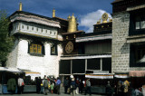 Entrance of the Jokhang Temple