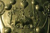 Lhasa, Brass ornament  on Jokhang temple