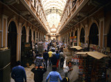 Lima. Shopping arcade