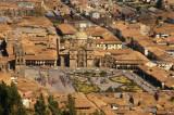 Cuzco, center of the Inka civilisation