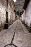 Piso, a village near Cuzco