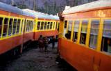 The train to Machu Picchu