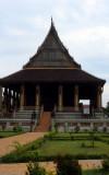 Vientiane. Wat Phra Keo