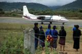 Plane spotting at Luang Prabang Airport
