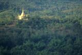 Luang Prabang. View from  Phu Si Hill