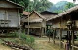 Rural village near Luang Prabang