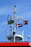 Ferry from Holwerd to Ameland
