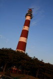 The lighthouse at Hollum