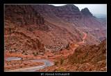 Road to Salmah Plateau