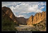 Wadi Arabieen Mountains