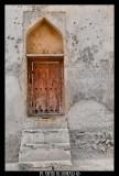 Door from Qurayat Fort