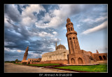 Grand Mosque - HDR