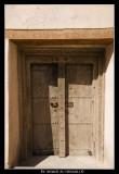 Wooden Old Door - Nizwa