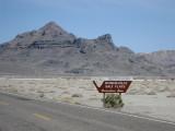 April 18, 2009 - Bonneville Salt Flats