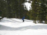 April 16, 2009 - Skiing at Copper Mountain