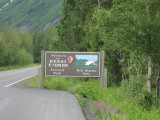 July 11, 2010 - Exit Glacier, Turnagain Arm, and Anchorage