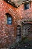 Creepy corner outside the castle