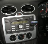 Parrot CK3100 in Ford Focus 56 plate.JPG