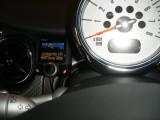 Parrot LS3200 in BMW Mini 06 plate.JPG
