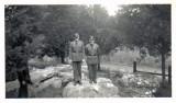 Sgt Harold Glenn on right TN